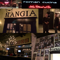 Roman Cucina Italian Restaurant Allen Texas
