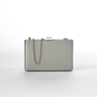 Jill Milan Art Deco Clutch in gray