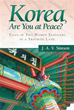 New Book Asks, 'Korea, Are You at Peace?'