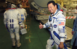 Leroy Chiao, Chinese Astronaut