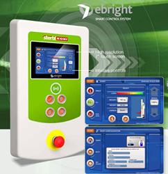 Stertil-Koni ebright Smart Control System