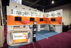 Exhibit Built by Absolute Exhibits at the NAB Show