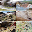 DNA Analysis Reveals Origin and Dispersal of the Microorganism Cyanidiophyceae in Iceland