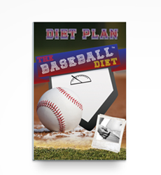 new year's resolutions, diet, exercise, baseball, the baseball diet,