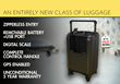 Trunkster, Ultimate Luggage for Travelers, Projected to be First...