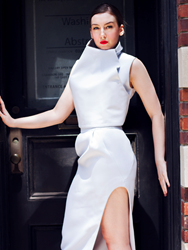 Designer NCIIR by Tee Njoroge at Moda 360:NY, June 2014