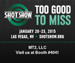 Lead Poisoning Prevention Press Conference at the 2015 SHOT Show®...