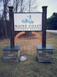 Maine Coast Kitchen Design Sign