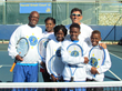 Israel Tennis Centers Hosts Historic Visit by Team from Soweto, South...