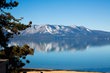 Stunning view of Lake Tahoe from the rooftop deck at The Landing Resort & Spa.