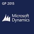 Microsoft Dynamics GP 2015