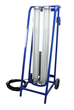 Larson Electronics Releases an Explosion Proof Fluorescent Light Cart