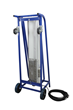 Class 1 Division 1 & Class 2 Division 1 & 2 Dolly Cart mounted Fluorescent Light