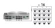 Nuvo-3616VR integrates x16 Cameras
