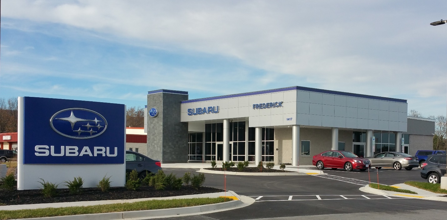 frederick motor company opens new showroom