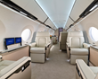 The G600 luxurious interior