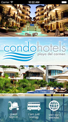 Condo Hotels Playa del Carmen Introduces a New Vacation App