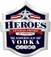 Heroes Vodka www.heroesvodka.com
