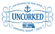 Seattle Boat Show Uncorked logo