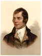 Rabbie Burns Scottish Poet