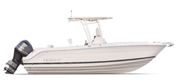 Robalo R 242 Center Console from Pier 33
