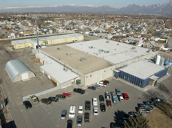 Rock West Composites' Expanded Facility in West Jordan