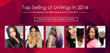 Uniwigs Announces its Top Selling Products of 2014; Trending...