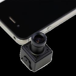 KT&C Mini Square Video Surveillance Camera