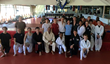 Brazilian JiuJitsu Charity Seminar Class - Everyone learned new skills and honed existing skills while having fun supporting the Blind Judo Foundation
