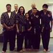 Sherry Cataldo's Hapkido Graduating Class - Proud Accomplishment