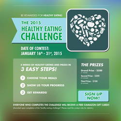 Fresh N Lean - Healthy Eating Challenge - Organic Diet