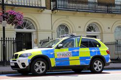 City of London Police Vehicle