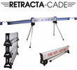Retracta-Cade Crowd Control Safety Barrier