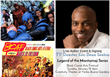 Legend of the Mantamaji Graphic Novel Series Book Tour Kicks Off in San Francisco at the Black Comix Arts Festival