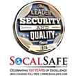 Socal Safe Celebrates 100 Years of First Class Customer Service