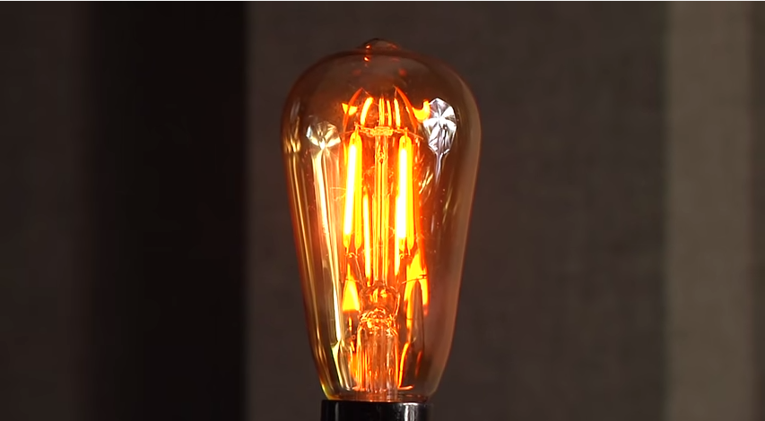 led edison bulbs now available at. Black Bedroom Furniture Sets. Home Design Ideas