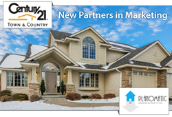 CENTURY 21 Town & Country forms exclusive partnership with PlanOmatic