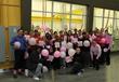 Eldon James Goes Pink for Breast Cancer Awareness