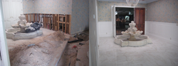 Liberace Mansion Restoration Before and After