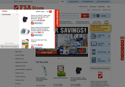 Evergage SmartHistory is an automated shopping companion for ecommerce site visitors