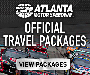 Atlanta motor speedway partners with primesport to offer for Events at atlanta motor speedway