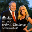 Semper Fi Fund's 10 for 10 Challenge Raises $12MM in Less Than 2...