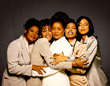 "The Cast of ""Waiting to Exhale"""