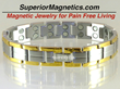 Superior Magnetics has New Magnetic Bracelet for Faster Relief