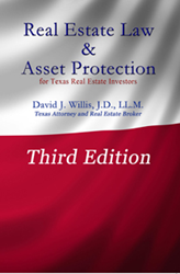 Real Estate Law & Asset Protection - Third Edition