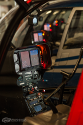 Garmin G500H glass panels installed in helicopter fleet at Guidance Aviation