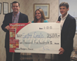 "Megan's House ""Dream House"" Capital Campaign Received a Donation from Pfizer, Inc"