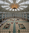 French Lick Resort offers two hotel properties including the West Baden Springs Hotel.