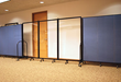 Clear Room Divider alternative