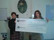 Une heureuse initiative : Leggett Immobilier soutient l'association...